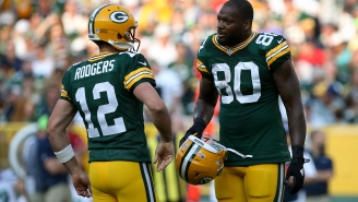Former Packer Martellus Bennett Rips Aaron Rodgers For Phony Response To Protests: 'It's Just Not True. I Was There'