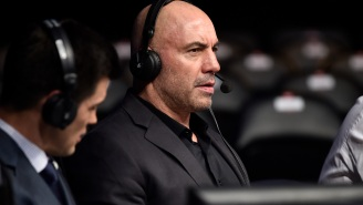 People Are Mad At Joe Rogan For Criticizing Black Lives Matter Protests On His Podcast