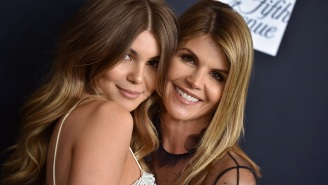 Lori Loughlin's Daughter Donates To National Bail Out Fund After Getting Dragged For 'Tone Deaf' Post About White Privilege