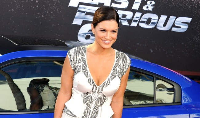 Gina Carano Was NOT Happy Instagram Deleted Her Topless Photo