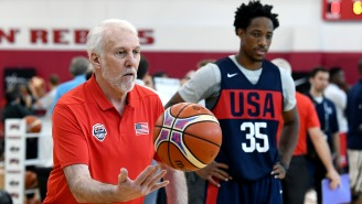 Gregg Popovich Goes Off On Donald Trump: 'He Creates A Situation And Runs Away Like A Grade-Schooler'