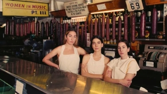 New Music Round-Up 6/26/20: Haim, Khruangbin, Dinner Party, Delta Spirit, Eric Church, Fantastic Negrito, The Suffers And More