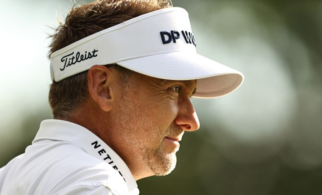 Ian Poulter Rips Fart During Travelers Championship Jokes About It