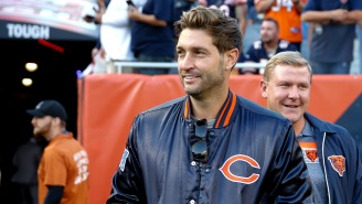 Jay Cutler Broke Out Night Vision Goggles In His Hunt For A Serial Chicken Killer