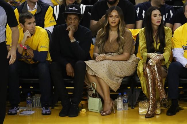 Jay-Z Beyonce Cheating CJ McCollum