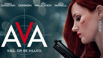 Jessica Chastain Plays A Badass Assassin In Trailer For 'Ava' With Colin Farrell And John Malkovich
