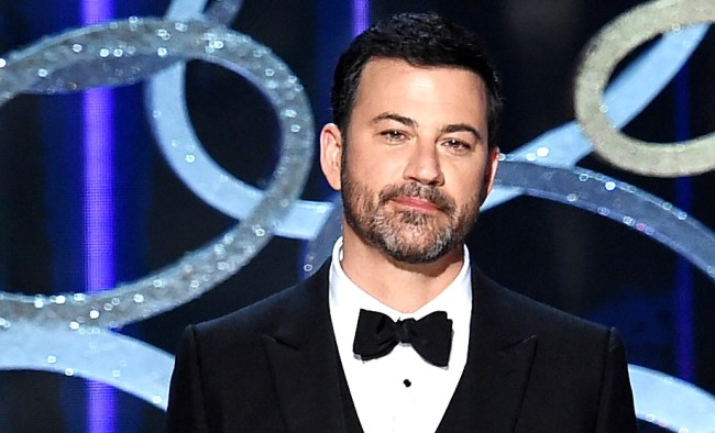 Jimmy Kimmel Issues Apology For Performing In Blackface On Man Show