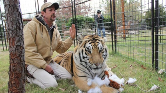 Joe Exotic Writes Letter Claiming He Will Be Dead In 2 To 3 Months
