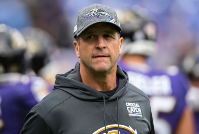 john harbaugh coronavirus guidelines humanly impossible
