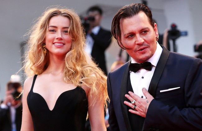 Johnny Depp Claims Amber Heard Had Threesome With Cara Delevingne And Elon Musk