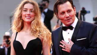 Johnny Depp Claims Amber Heard Had A Threesome With Cara Delevingne And Elon Musk While She Was His Wife