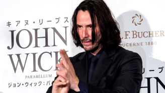 Keanu Reeves Is Auctioning Off A 15 Minute Zoom Chat To Benefit A Children's Cancer Charity
