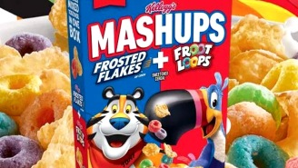 Kellogg's Is Combining Frosted Flakes And Fruit Loops Into One Box, Upsetting Cereal Purists