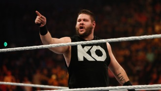 WWE Star Kevin Owens Skips TV Tapings After Employee Tests Positive For COVID-19 And More Performers Should Do The Same