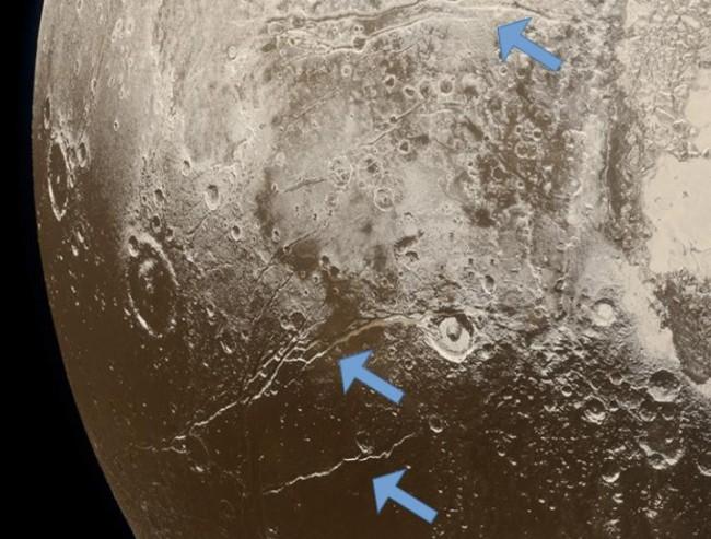 Liquid Ocean Beneath Plutos Icy Surface Could Home Alien Life