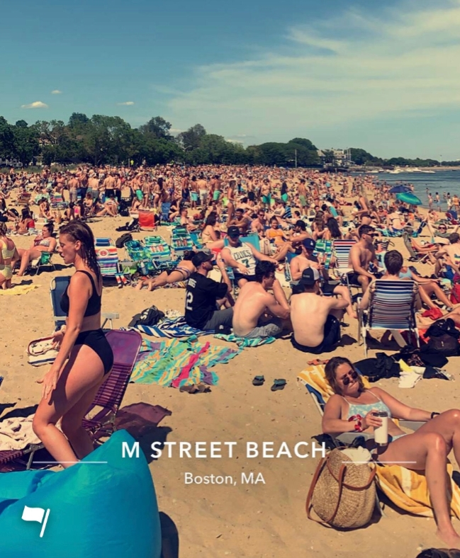 M Street Boston Weekend