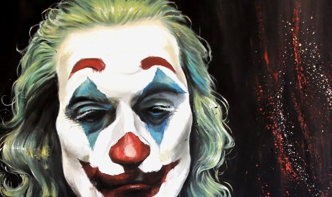 Man Wearing Joker Mask Arrested For Setting Chicago Police Car On Fire