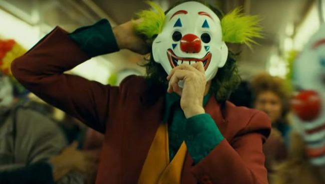 Man Wearing Joker Mask Arrested Setting Chicago Police Car On Fire