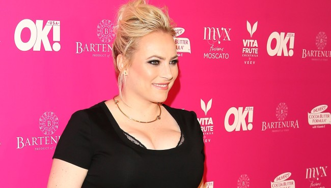 Meghan McCain Called Out By Neighbor For Claiming Area Is A War Zone