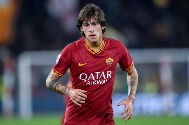 Mirko Antonucci released Vitoria soccer tiktok