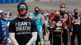 North Carolina Speedway Owner Posts Ad Selling 'Bubba Rope' After Bubba Wallace NASCAR Incident
