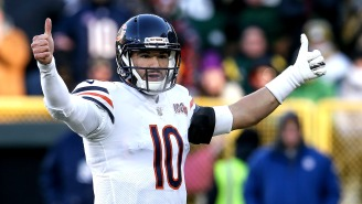 Old Chicago Bears Tweet Calling Mitch Trubisky A 'Bum' Resurfaces Much To The Delight Of NFL Fans
