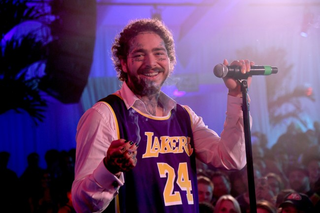 Post Malone New Wine Sells Out
