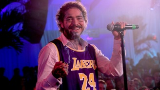 Post Malone Sold A Ridiculous Number Of Bottles Of His New Wine This Weekend And Each Bottle Costs $21