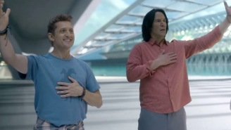 Bill And Ted Return In The First (EXCELLENT!) Trailer For 'Bill and Ted 3: Face the Music'