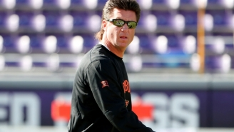 Mike Gundy Reflects On OAN T-Shirt Controversy, Explains He Didn't Know Enough About It
