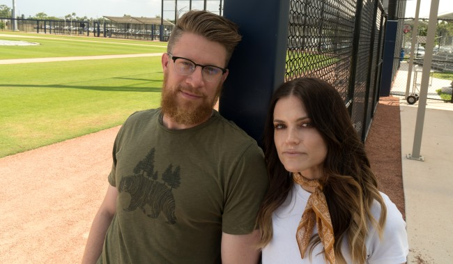 Sean Doolittles Wife Eireann Rips MLB Writer For Inaccurate Report