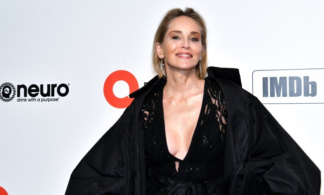 Sharon Stone Created A Panic Room Tutorial Video Shared On Instagram