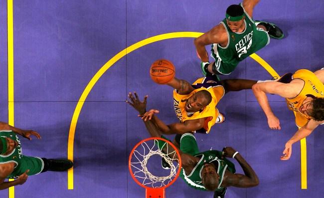 Sue Bird Shares How Kobe Bryant Used Paul Pierce Celtics As Motivation