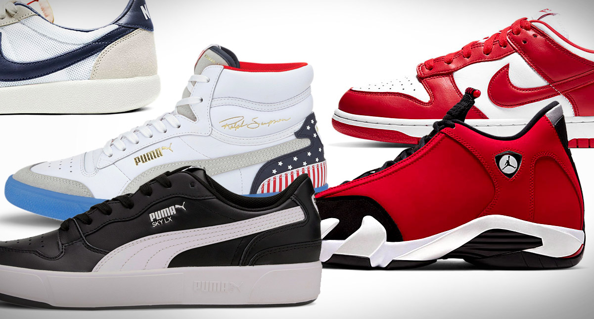 Hottest New Sneaker Releases Plus