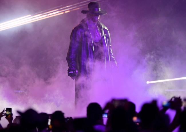 The Undertaker Opponent