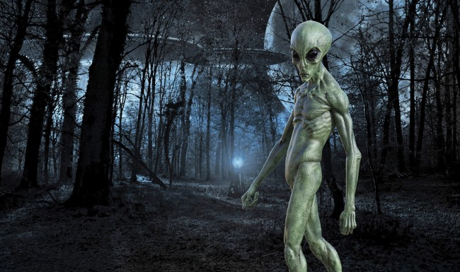 US Space Expert Claims Alien Life Forms May Have Existed On Earth