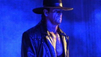 WWE Pays Tribute To The Undertaker With Amazing Highlight Video After Announcing He's Officially Retired