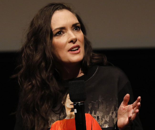 Winona Ryder Mel Gibson Comments