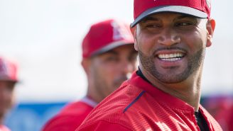 Albert Pujols Donates $180,000 To Cover The Salaries Of Furloughed  Los Angeles Angels Employees