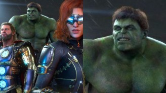 The Internet Is ROASTING The Way Hulk Looks In The Upcoming 'Avengers' Game