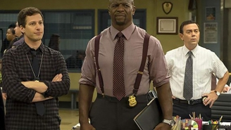 Terry Crews Says Four Completed 'Brooklyn Nine-Nine' Scripts Were Scrapped Entirely Due To A Renewed Focus On Police Brutality