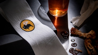 Buffalo Wild Wings Has Dreamed Up A Father's Day Gift Unlike Any Other In The Form Of The 'Moist Tie-Lette'