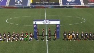 Alexi Lalas Takes A Shot At National Women's Soccer League Players Who Knelt During National Anthem
