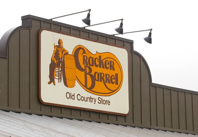 cracker barrel will start selling alcohol