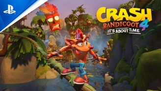 90's Nostalgia Shifts Into Overdrive With Release Of 'Crash Bandicoot 4' Trailer