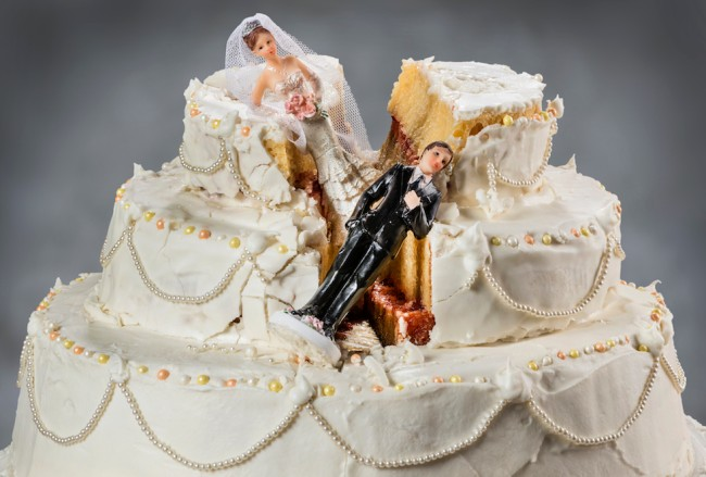 cringy wedding moments