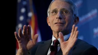 Dr. Anthony Fauci Warns It May Be Impossible To Play Football Safely This Year As The NFL And NCAA Gear Up For The Fall