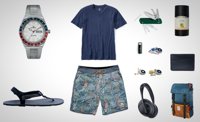 essential Summer everyday carry items