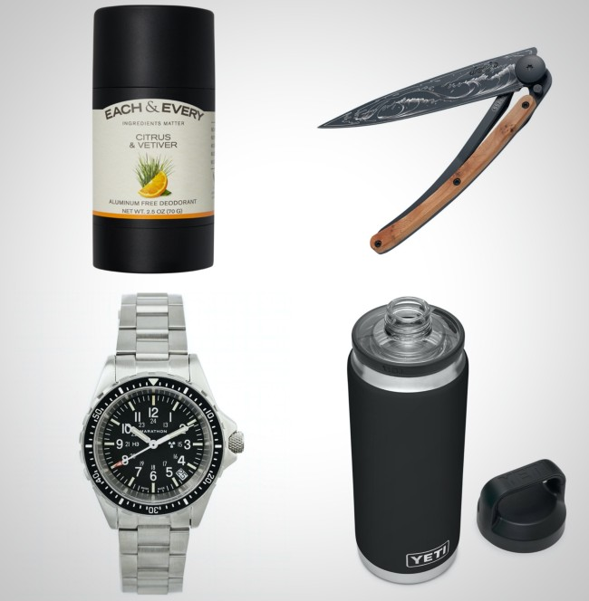 everyday carry items boating essentials