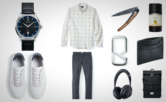 everyday carry gear for men essentials EDC